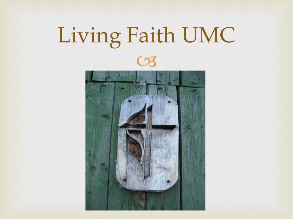  Living Faith UMC