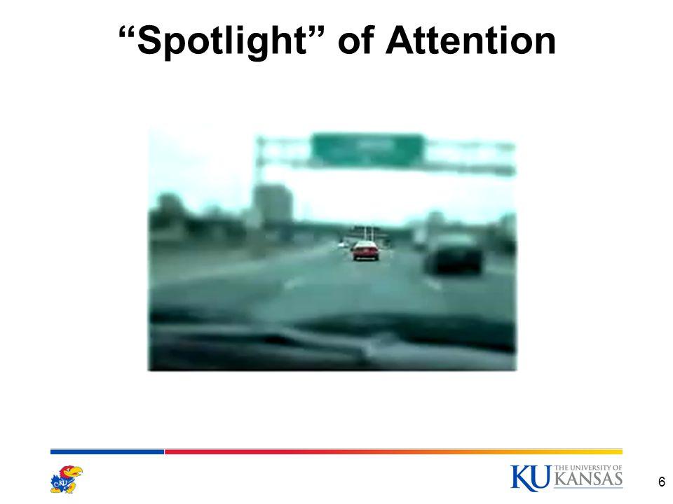 """6 """"Spotlight"""" of Attention"""