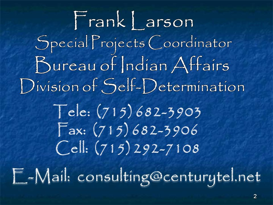 73 Davis - Bacon Act Coverage: Not applicable to Tribe or Tribal Organization as Contractor or Subcontractor.