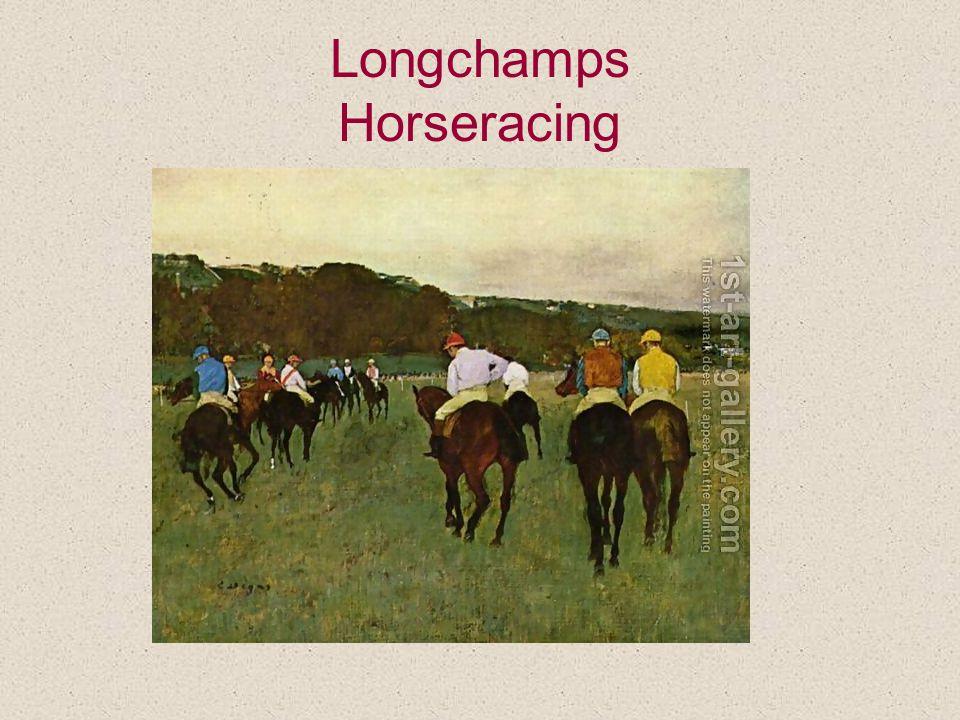 Longchamps Horseracing