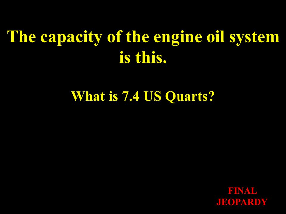 Engine speeds greater than 6400 RPM is considered this. What is a disabling casualty