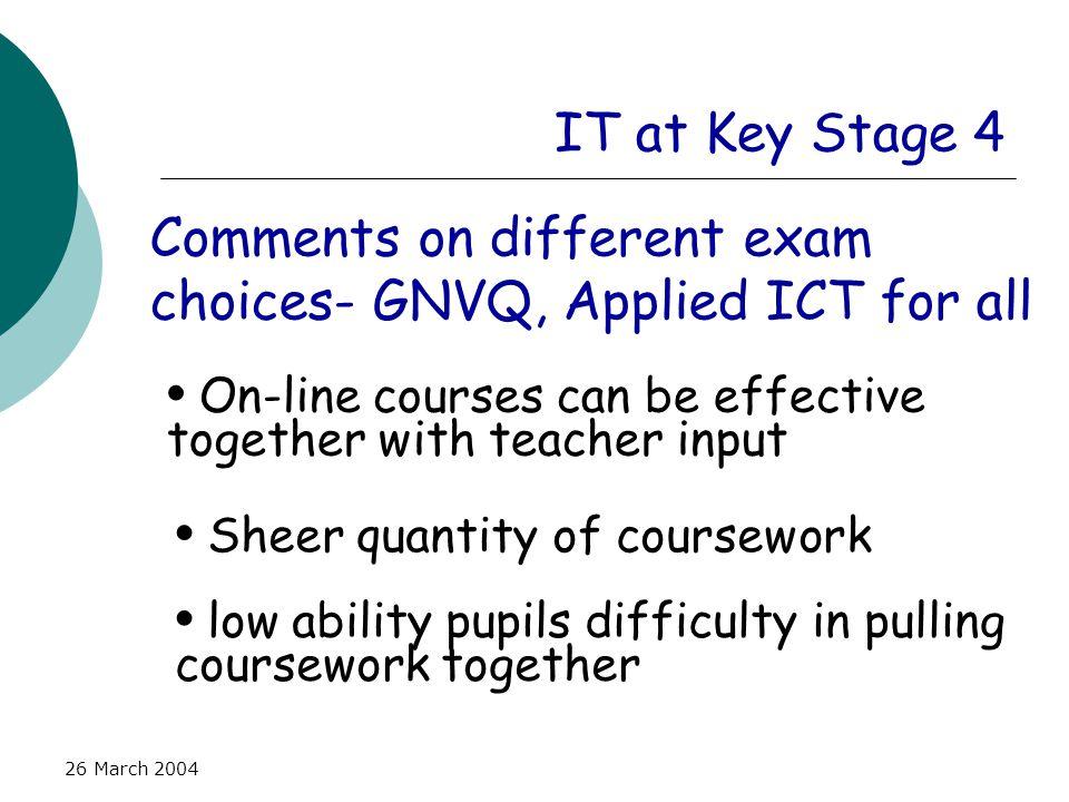 ict storage media coursework essay