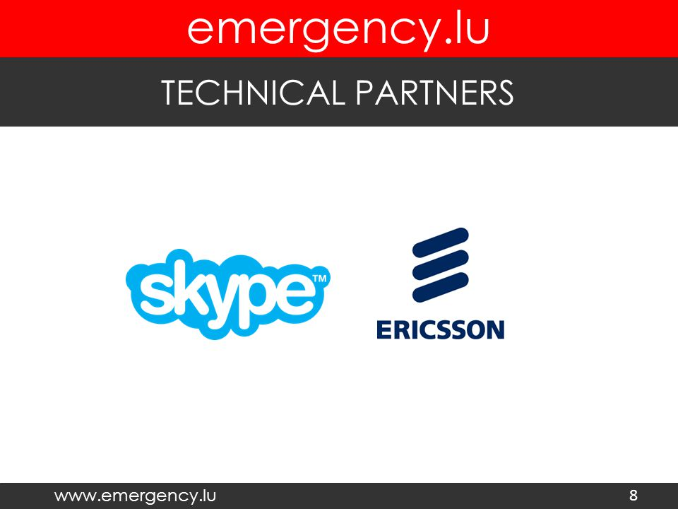 www.emergency.lu emergency.lu RAPID-DEPLOYMENT LOGISTICS 9