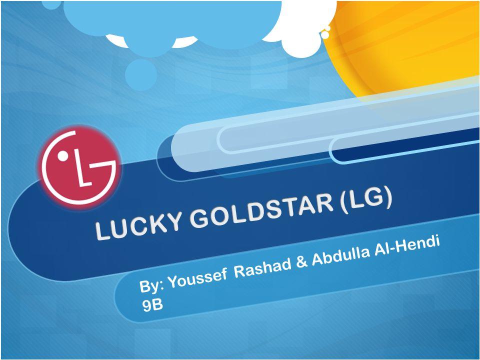 By: Youssef Rashad & Abdulla Al-Hendi 9B