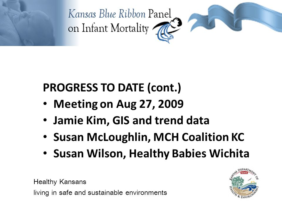 Background Information How many Kansas children ages birth to 18 die each year.