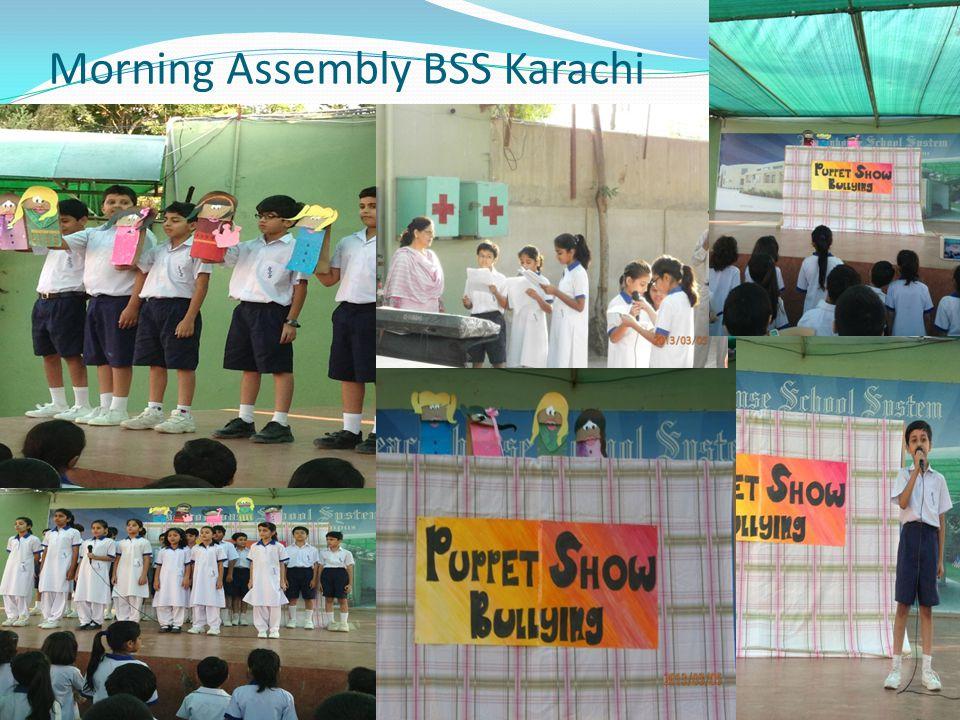 Morning Assembly BSS Karachi