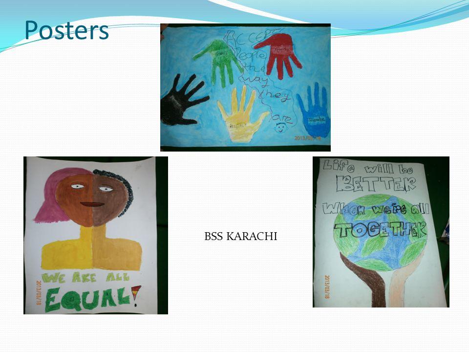 Posters BSS KARACHI