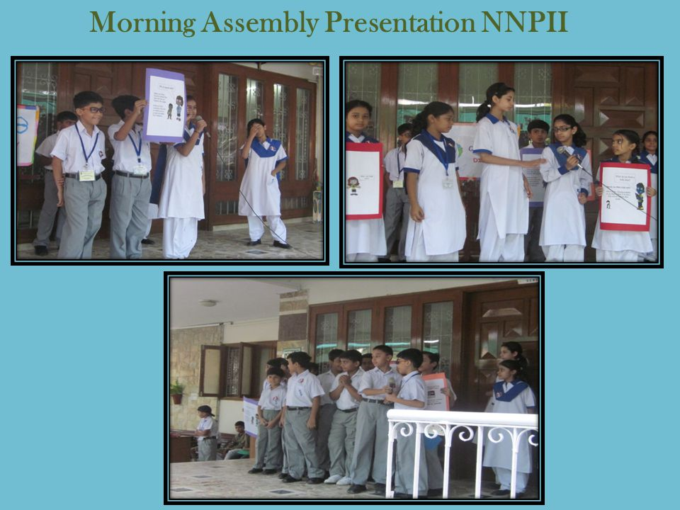 Morning Assembly Presentation NNPII