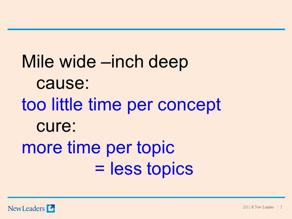 Explain the mathematics when students are ready At the end of the lesson Prepare the 3-5 minute summary in advance, spend the period getting the students ready, get students talking about each other's thinking, quote student work during summary at lesson's end
