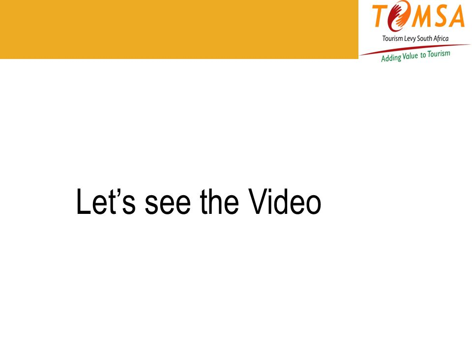 Let's see the Video