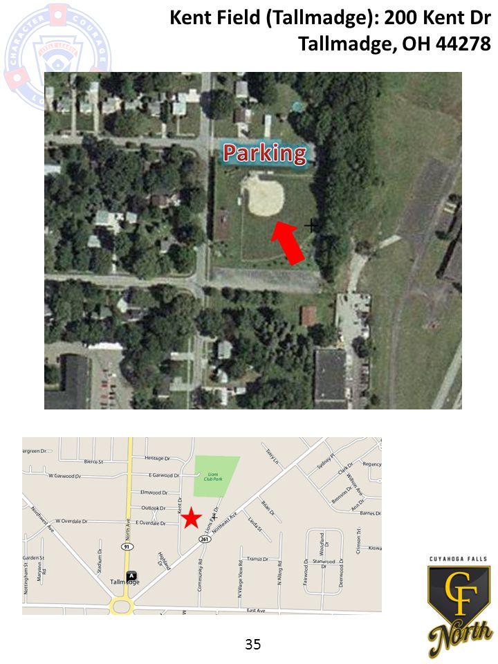 Kent Field (Tallmadge): 200 Kent Dr Tallmadge, OH 44278 35