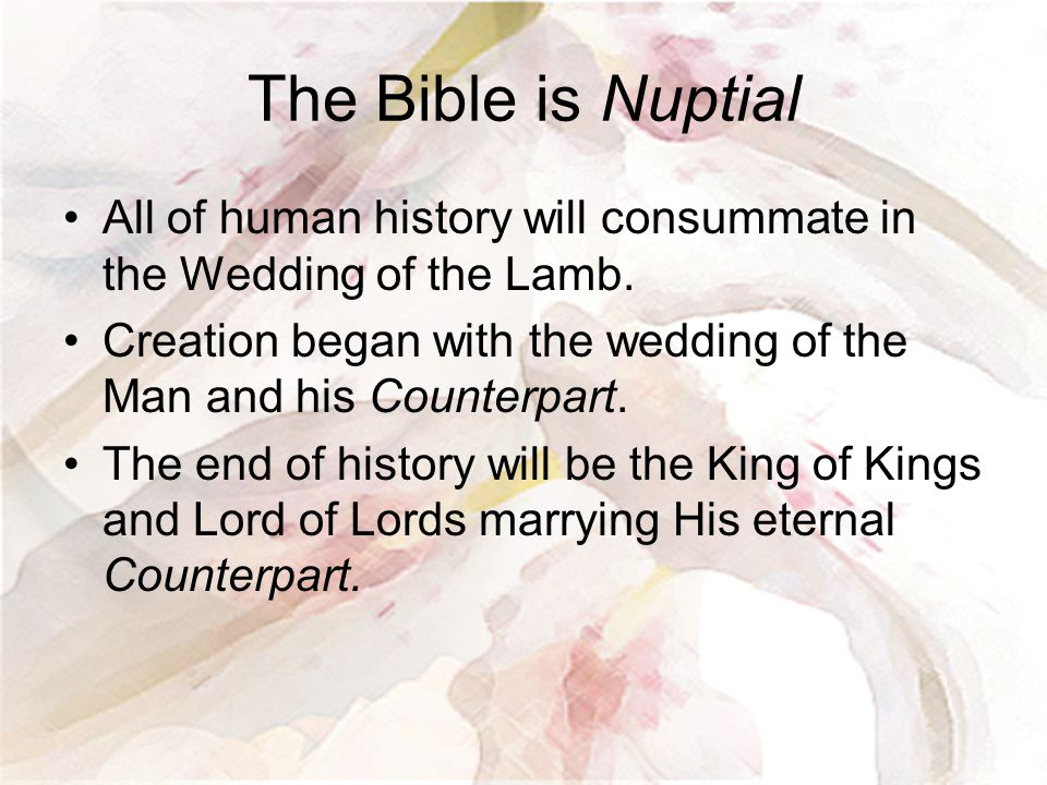 Ketubah: The Marriage Contract The Key Idea: A written document testifying to the Mohar, the rights of the bride and the pledge of the groom.