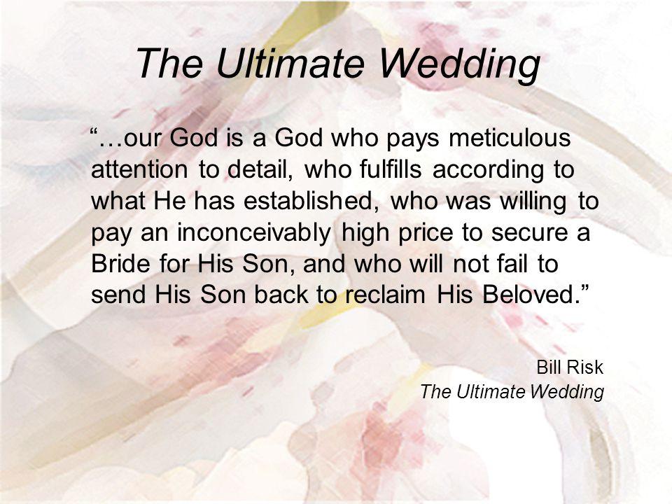 Kiddushin: The Betrothal: Waiting for the Bridegroom
