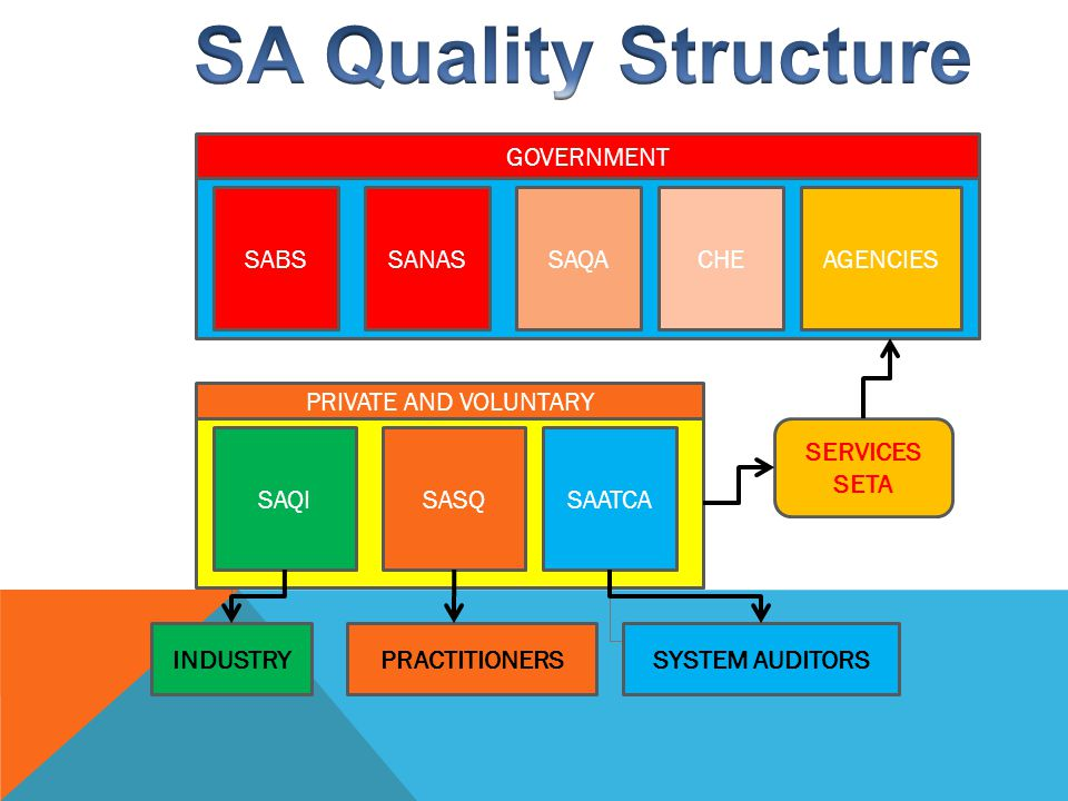 SABSSANASSAQACHEAGENCIES GOVERNMENT SASQSAQISAATCA PRIVATE AND VOLUNTARY INDUSTRYPRACTITIONERSSYSTEM AUDITORS SERVICES SETA