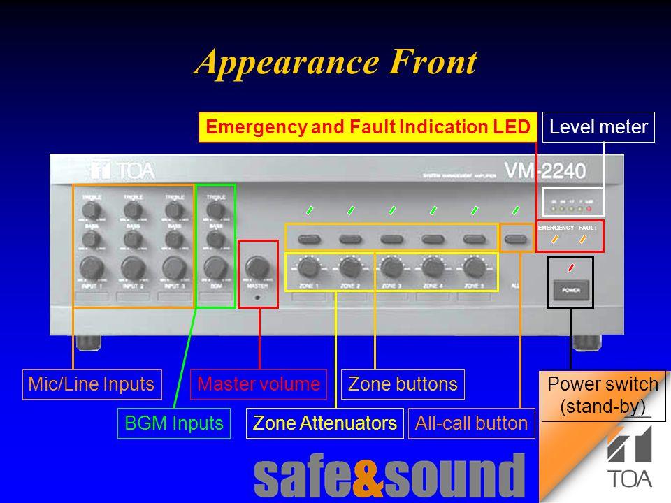 Background Design: Torsten Kranz Design: Torsten Kranz @ TEE   d RM-210 d RM-200M A B C C: when using EV-200 and two VM-2000 : message selector B: when using EV-200: message 1-5 selector, when using two VM-2000: zone 6-10 selection A: always zone 1-5 selection