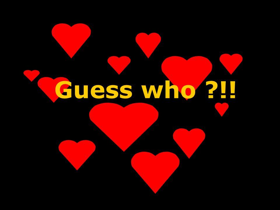 Vincent Lobo - www.lobodesignz.com Guess who !!