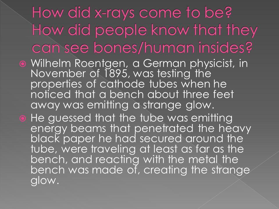 X-ray Photography. Wikipedia.Web. 27 Mar. 2012..