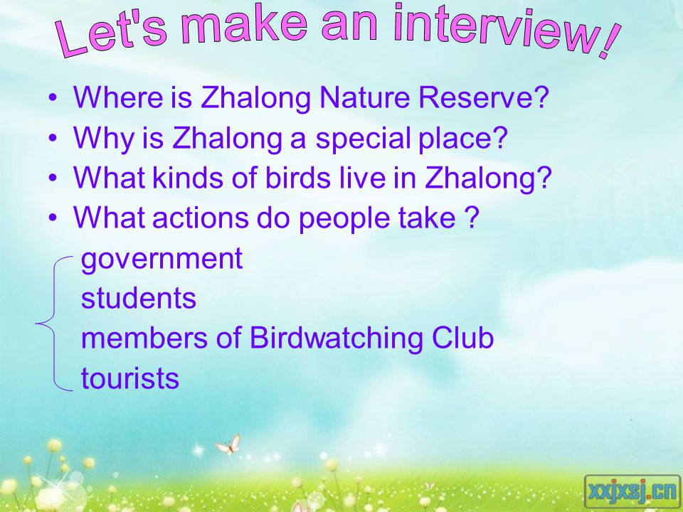Where is Zhalong Nature Reserve. Why is Zhalong a special place.
