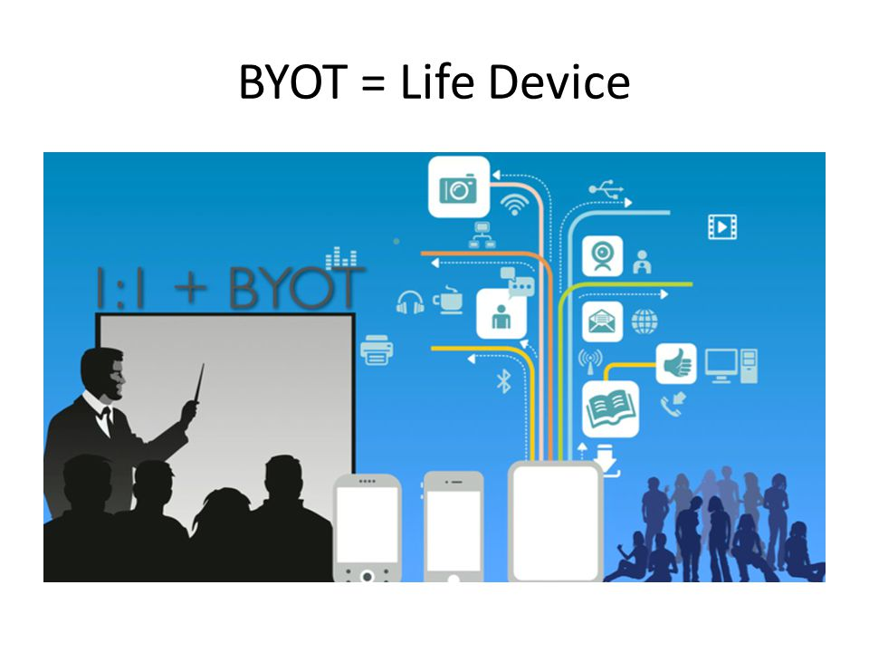 BYOT = Life Device