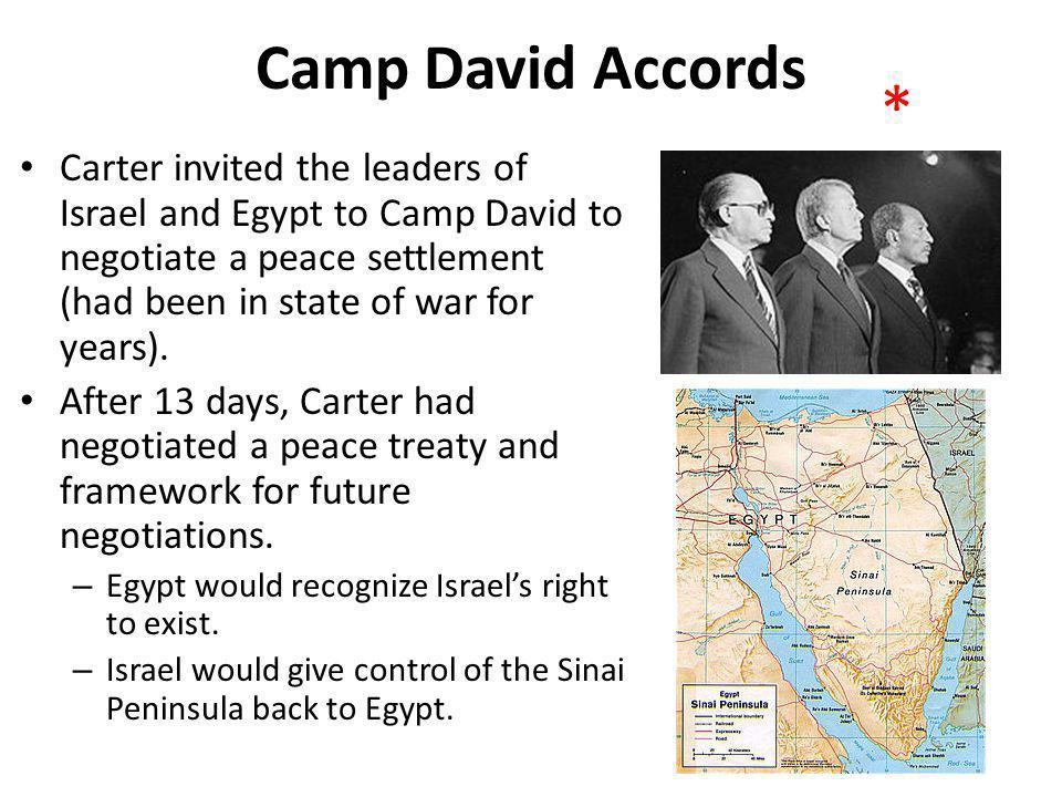 How did international crises affect Carter's presidency.