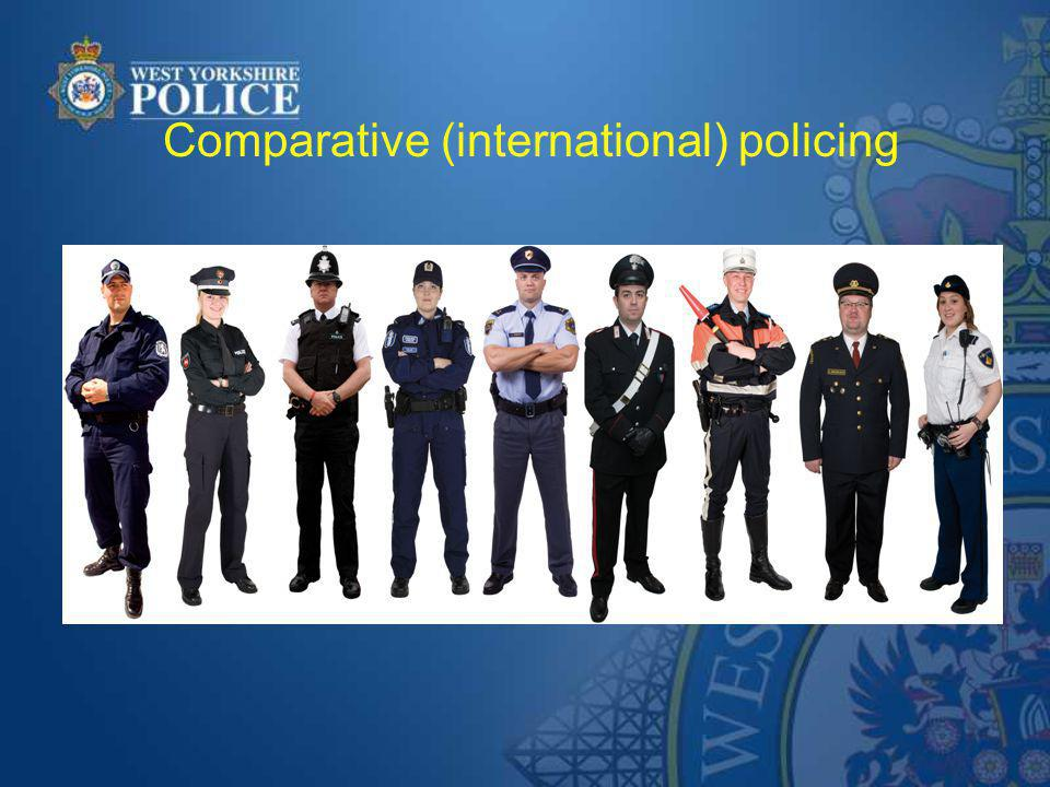 In contrast to policing in North America and across most of Europe, the vast majority of police officers in Britain do not carry lethal firearms.
