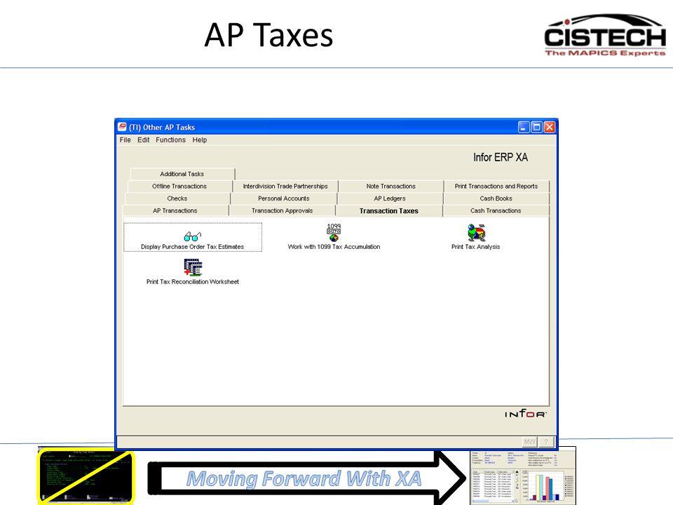 AP Taxes