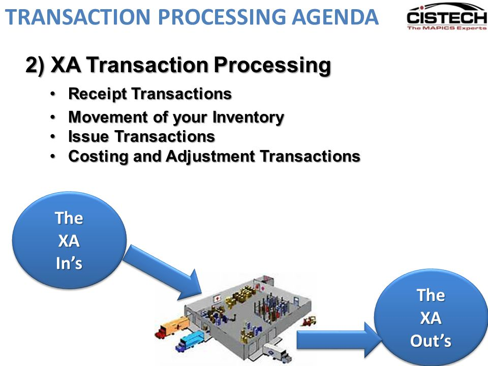 Outs of Inventory – The Vendor Return If the Item being returned is being done during the Inspection process, you must use the Quality Transactions at IDF Level 1 to perform the VR QC Enters the Quality Transaction Header Information…… VR Txn The VR will be created…..no reduction in Inventory since the 200 received never made it passed your Inspection Team into Stock.