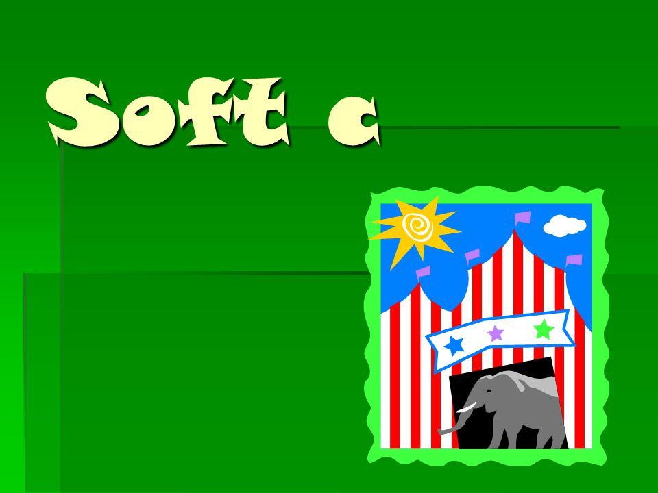 Soft c