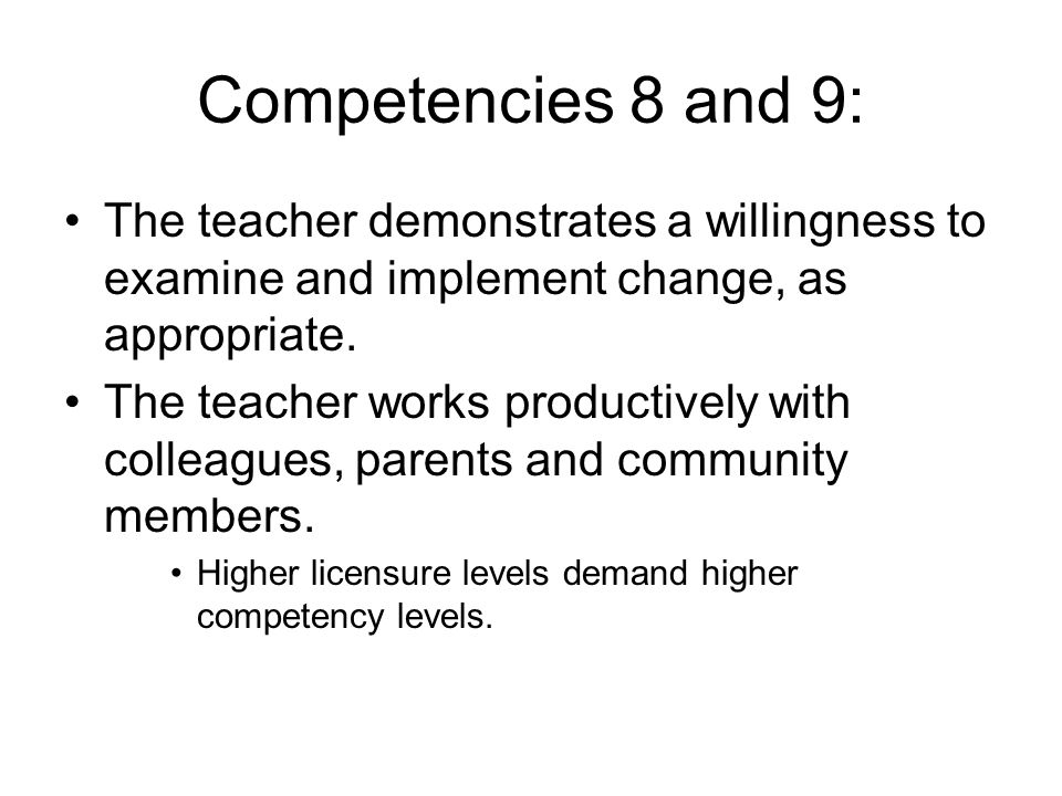 Two Sections Section I – Examining and Implementing Change Section II – Collaboration The two sections represent different aspects of Professional Learning and should be documented separately.