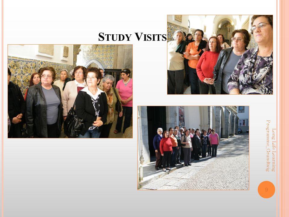 S TUDY V ISITS 9 Long Life Learning Programme_Grundtvig