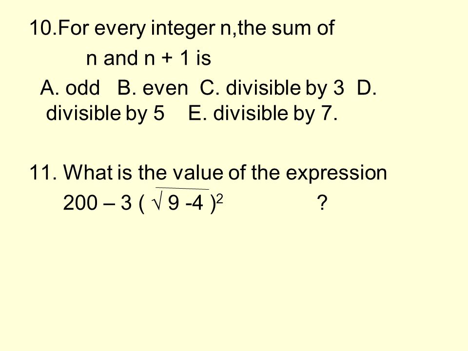 8. The sum of 6 numbers is 108, and the sum of 9 numbers is 162.