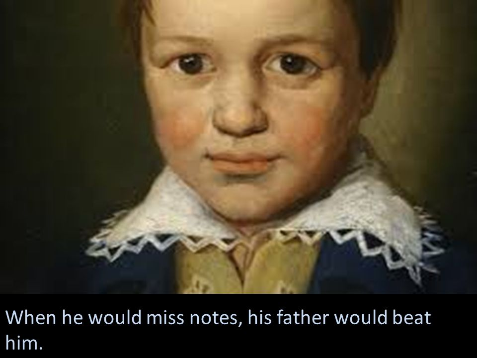 It was around the age of 17 when Beethoven enjoyed one of his happiest moments: He played for Mozart, his father's hero.