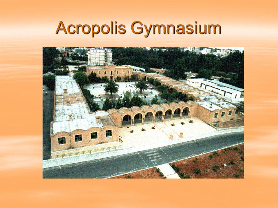 Acropolis Gymnasium