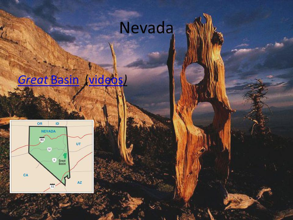 Nevada Great BasinGreat Basin (videos)videos