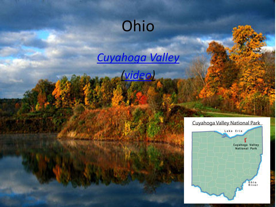Ohio Cuyahoga Valley (video)video