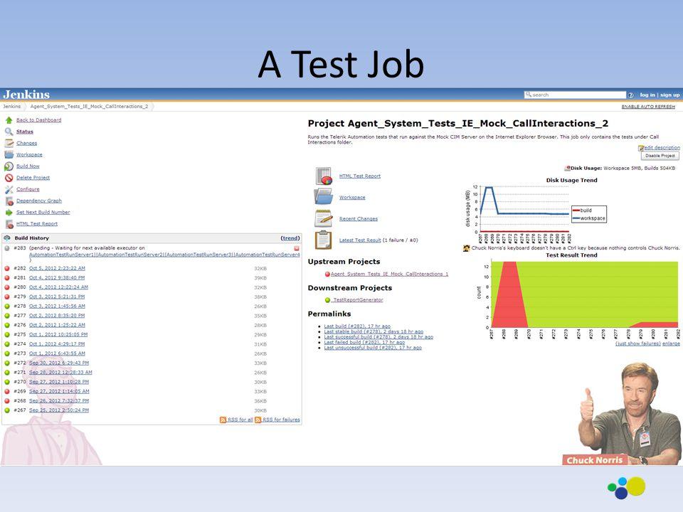 A Test Job