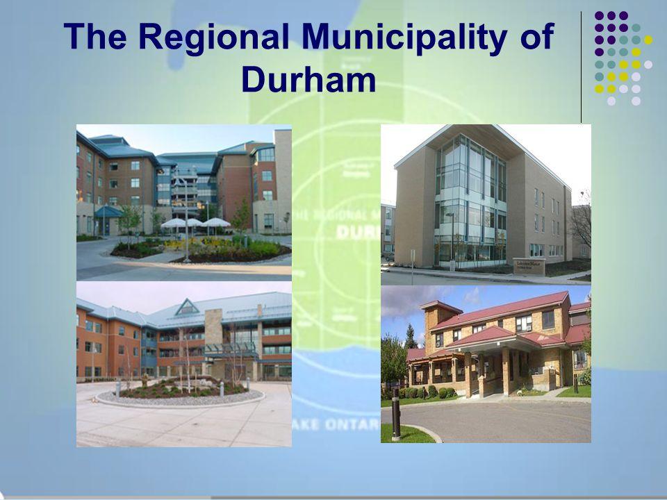 The Regional Municipality of Durham