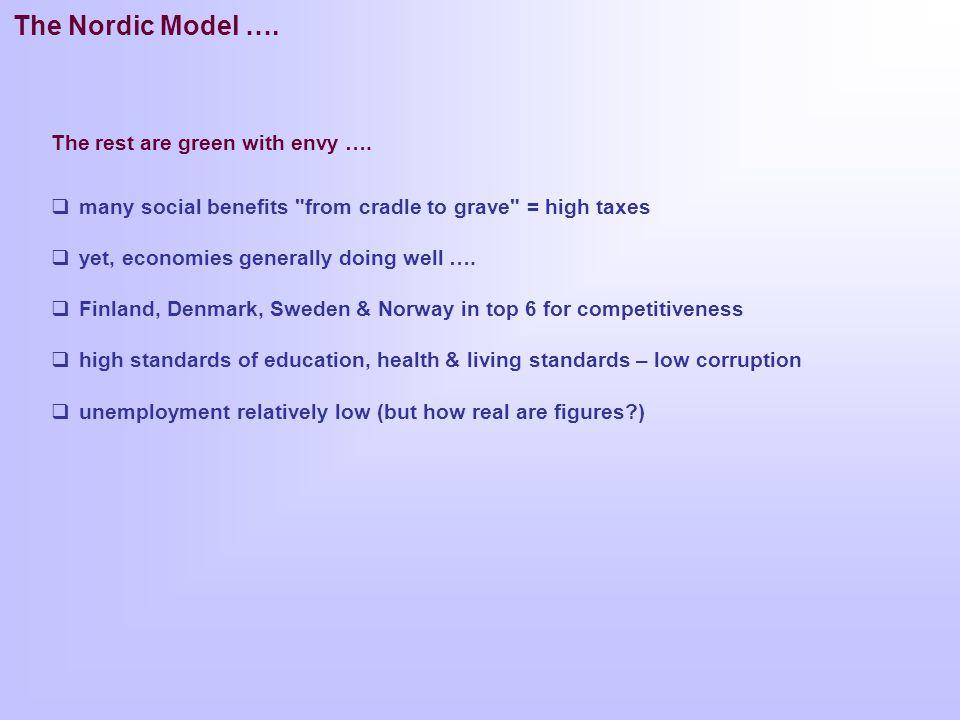  many social benefits