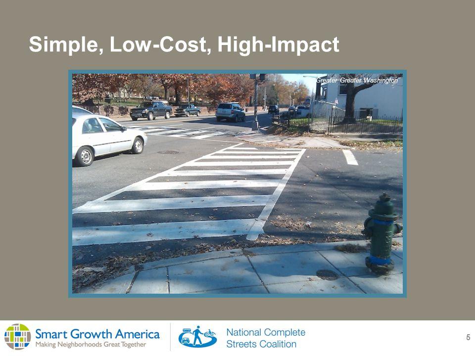 Variable Total Costs: North Carolina 26 2005 2006 2007 2008 2009 2010 Bike Lanes Sidewalks 12 -> 11' Lanes Source: NCDOT