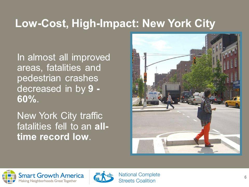 Variable Costs: Charlotte, North Carolina Costs vary: Terrain Adjoining land use Scope Sidewalks, bike lanes, etc.