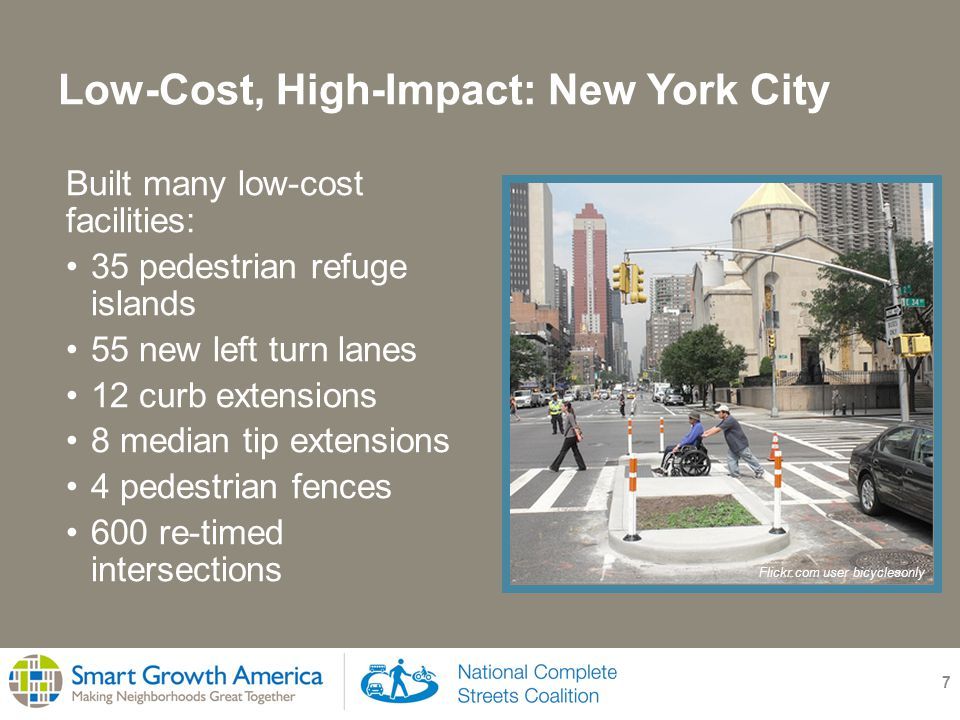 28 [Protected bike lanes] are dirt cheap to build compared to road projects. – Gabe Klein, Commissioner, Chicago DOT Steven Vance