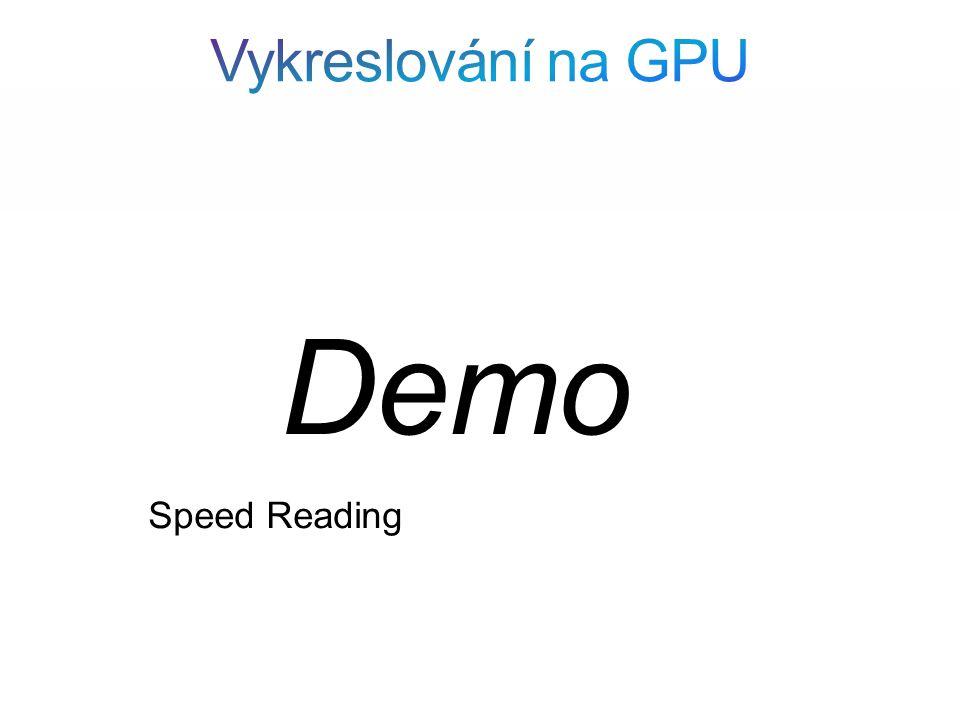Speed Reading Demo
