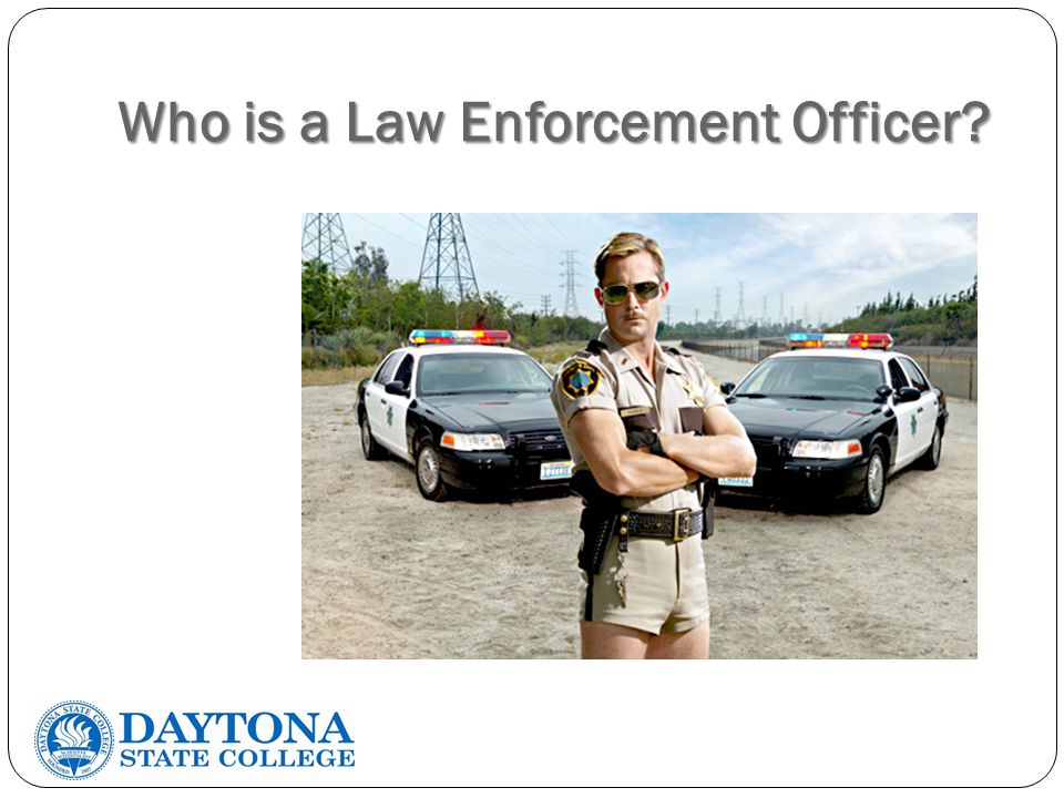 Officer Certification Governed by 943.13, setting minimum requirements 19 yoa Citizen of US High School Graduate or equivalent Not convicted of a felony or of a misdemeanor involving perjury or false statement, regardless of adjudication No dishonorable discharge