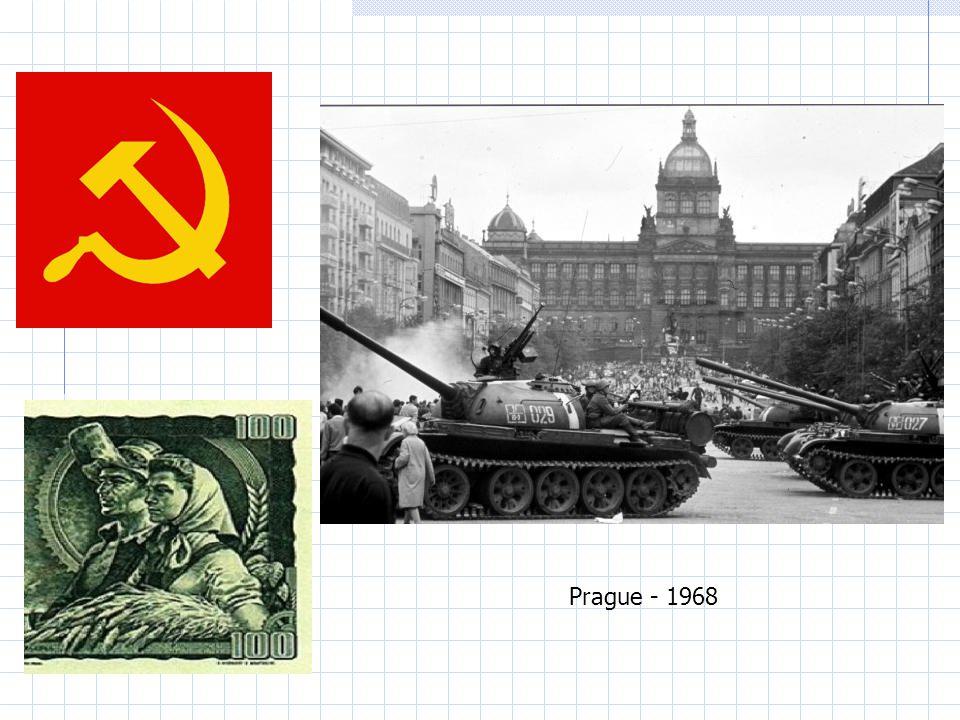 Prague - 1968