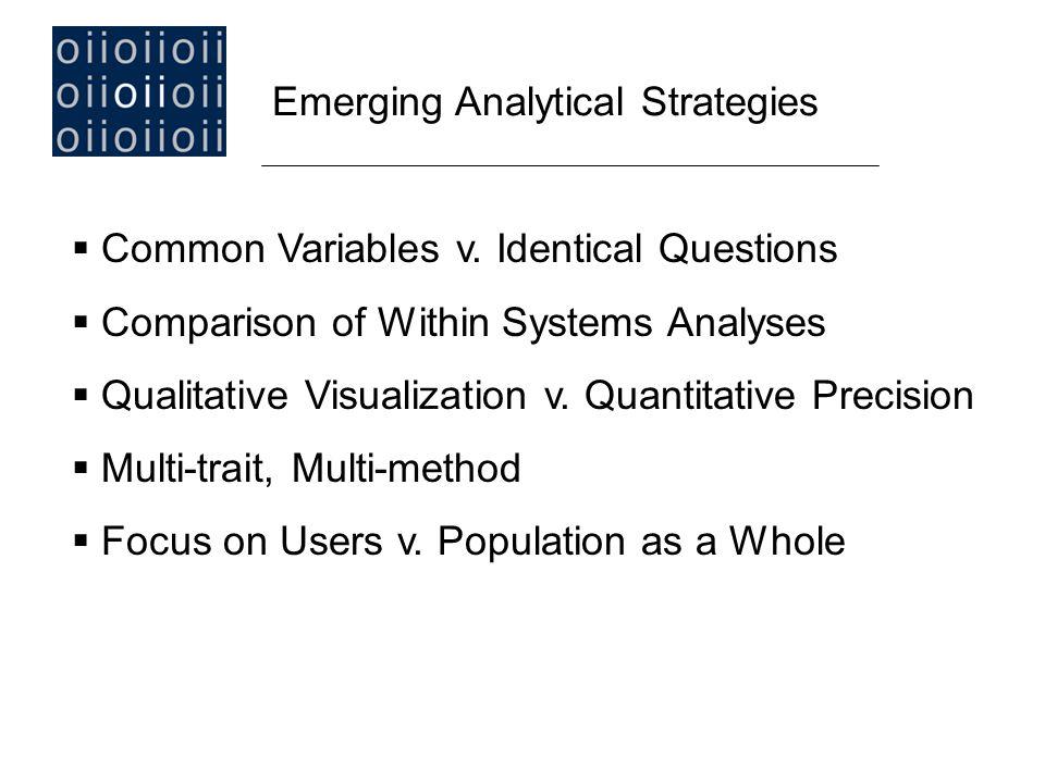  Common Variables v.