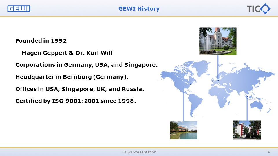 Global Technical Perspective GEWI Presentation5