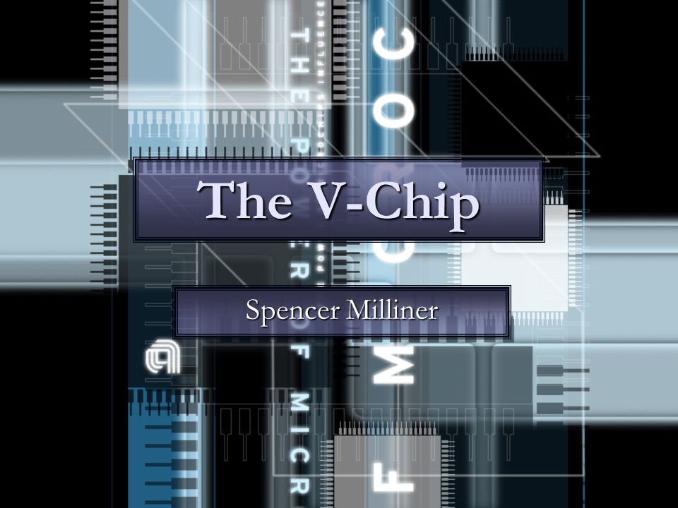 What is the V-Chip.