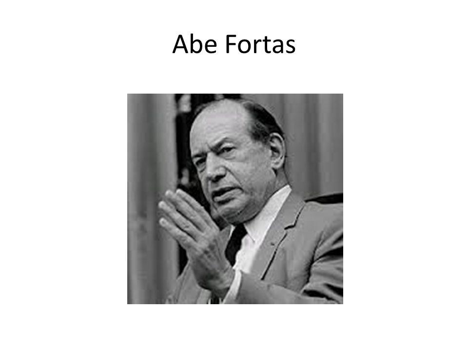 Abe Fortas