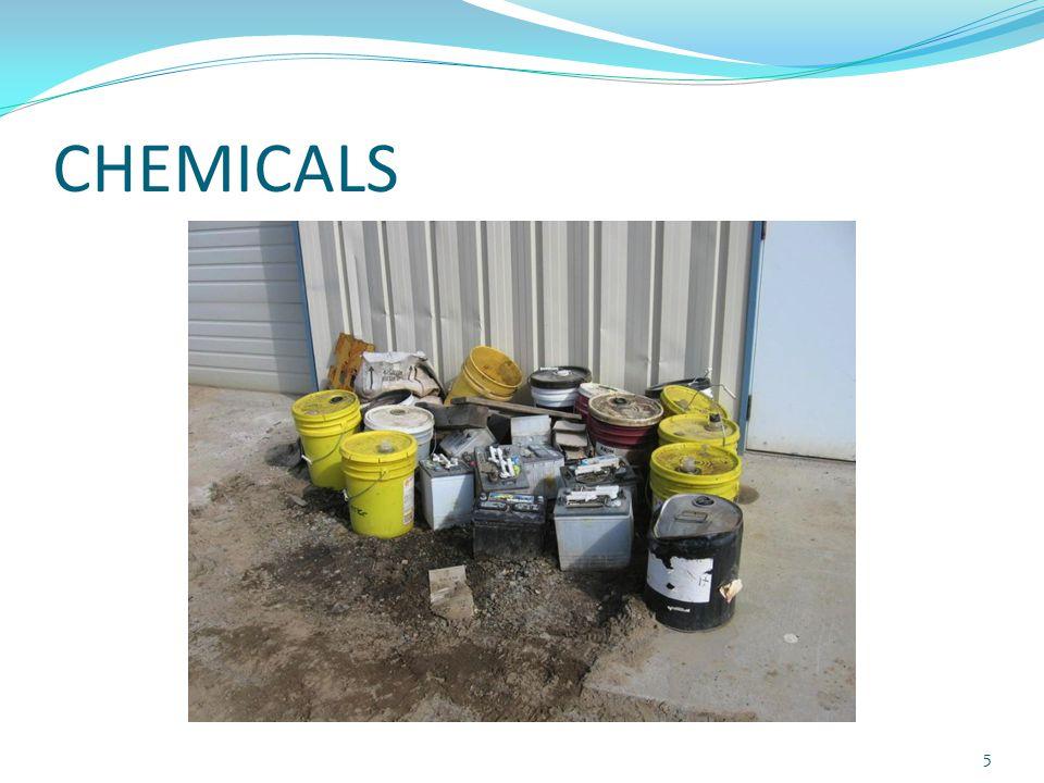 CHEMICALS 5