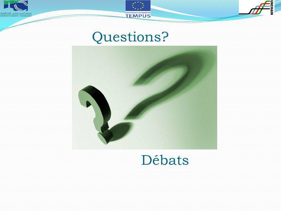 Questions Débats